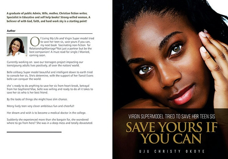~ Virgin Supermodel Tried to Save Her Teen Sis! Save Yours if You Can~