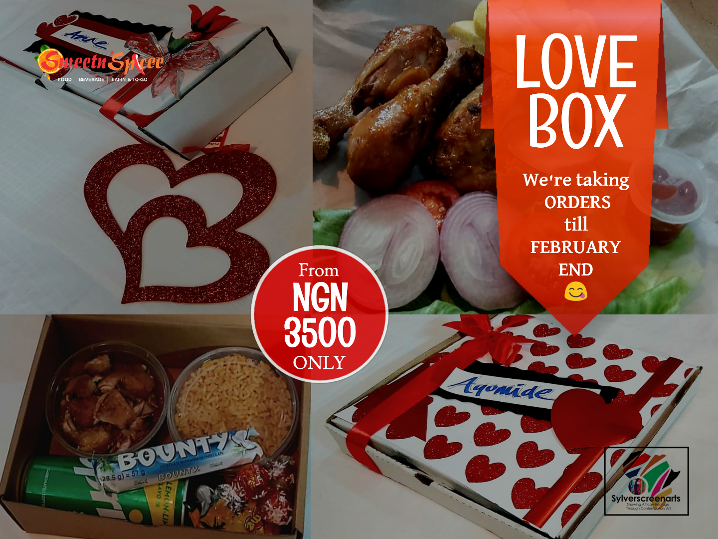 Valentine's gifts in Lagos