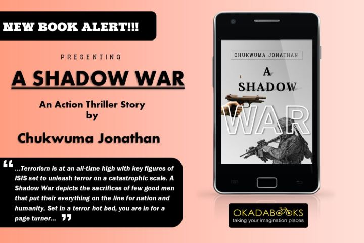 A Shadow War Cover - Now Available FLIER