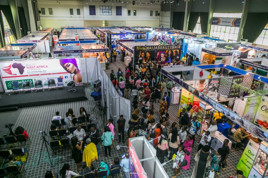Beauty West Africa 2019: the region's largest Int'l beauty and cosmetics show is here