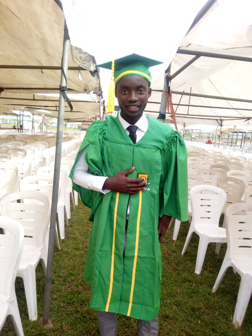 Meet Oluwaseun Akasoro – The Overall Best Graduating Student at Yabatech's 33rd Convocation