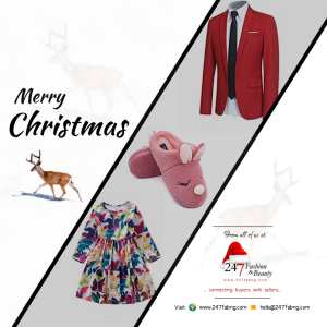 Merry Christmas from our friends at 247fabng.com