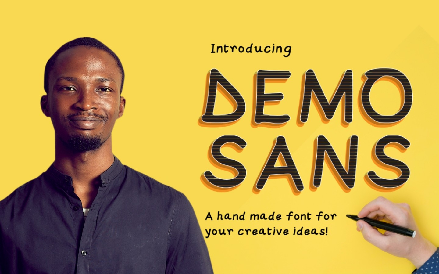 Tech News: Ademola Badejo Launches Demo Sans Font for Graphic Designs
