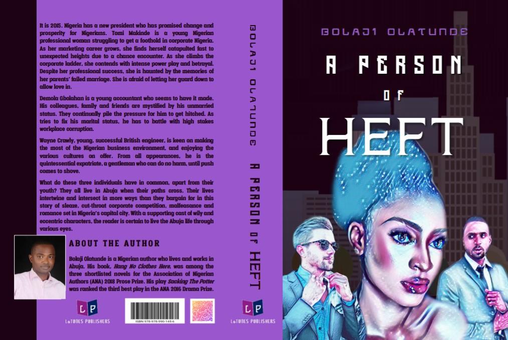A Person of Heft by Bolaji Olatunde